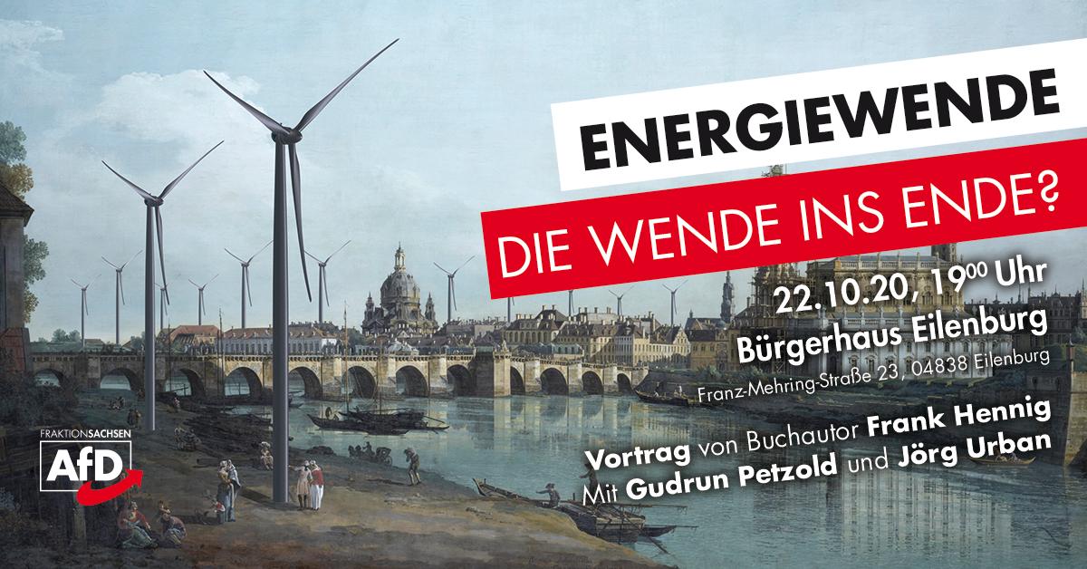 Energiewende. Die Wende ins Ende?