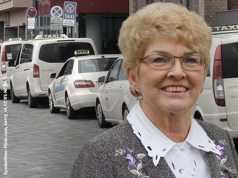 Lockdown: Taxifahrer könnten Risikogruppen schützen