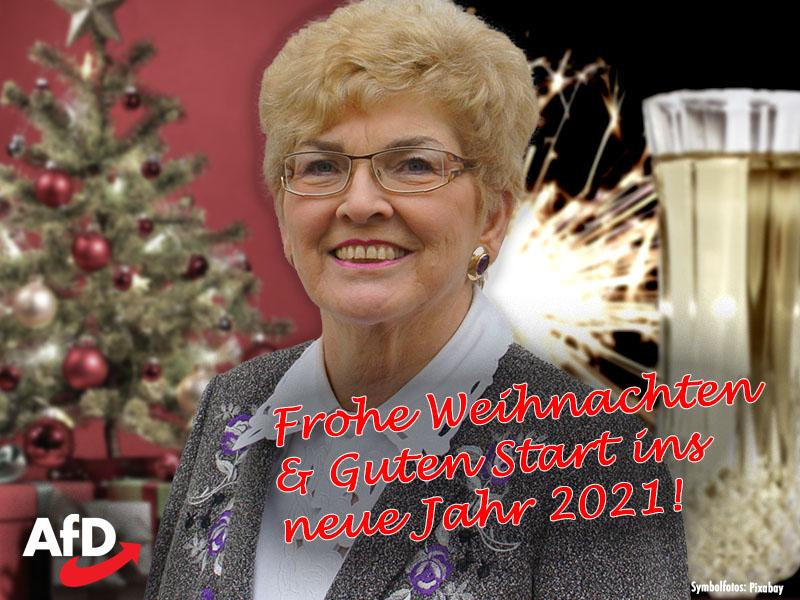 Gudrun Petzold: In Nordsachsen weckt das Weihnachtsfest diesmal gemischte Gefühle