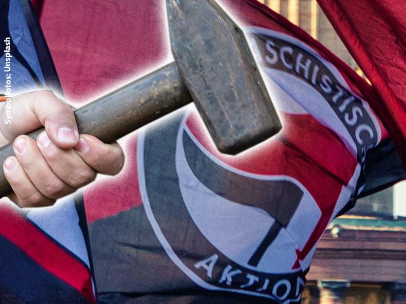 Abgeordneten-Sprechstunde abgesagt: Linker Terror kann uns alle treffen!