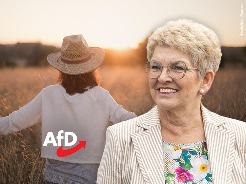 Meinungsfreiheit Offener Brief Künstler Nordsachsen Gudrun Petzold AfD