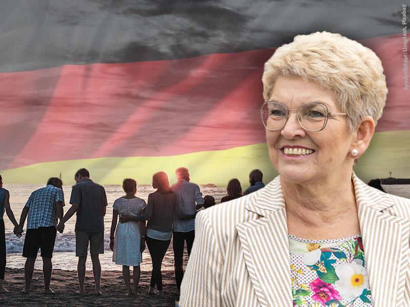 Gudrun Petzold: Unser Koalitionspartner ist der Bürger!